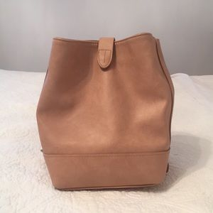Universal Thread Faux Leather Backpack